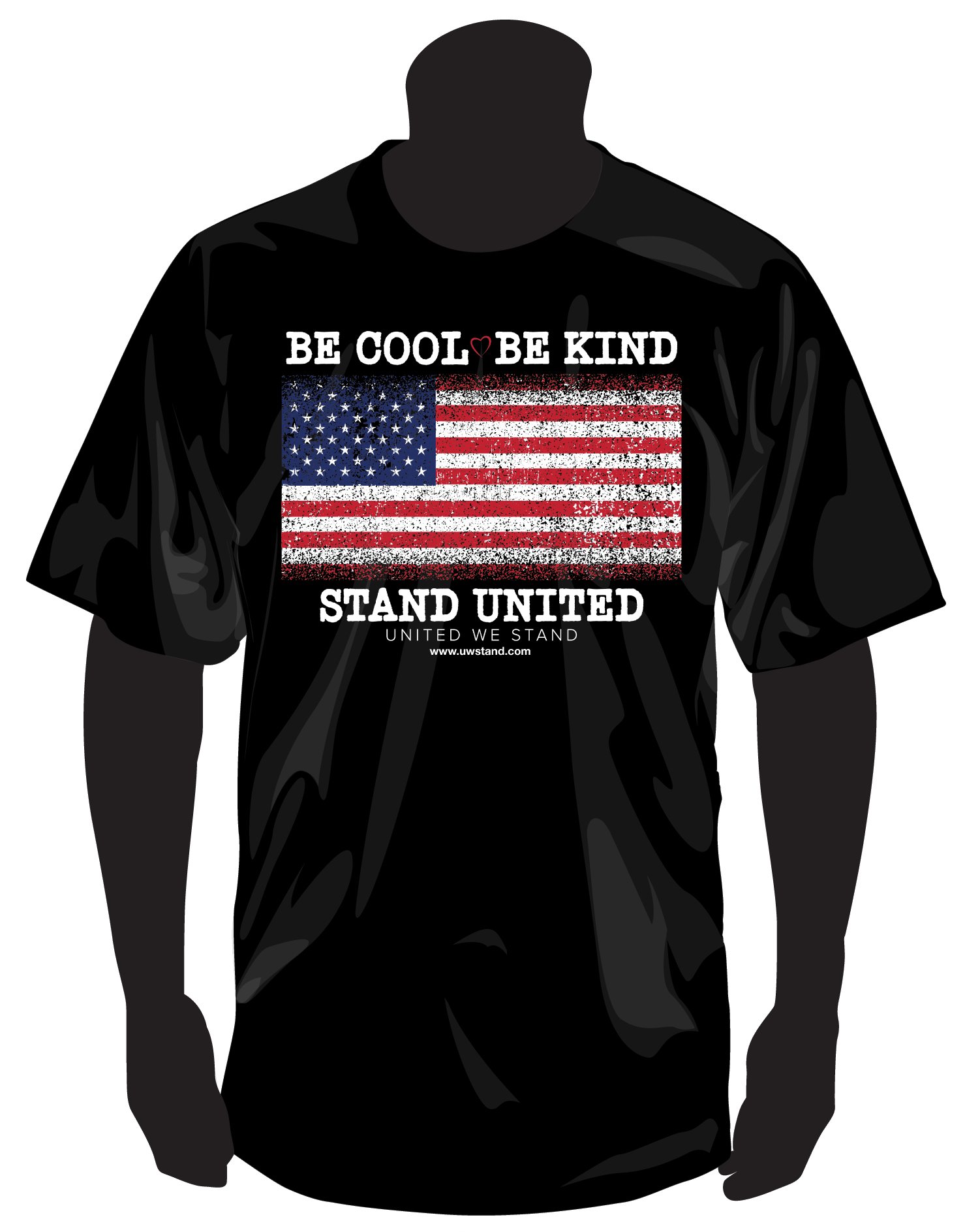 Be Cool. Be Kind. Stand United.